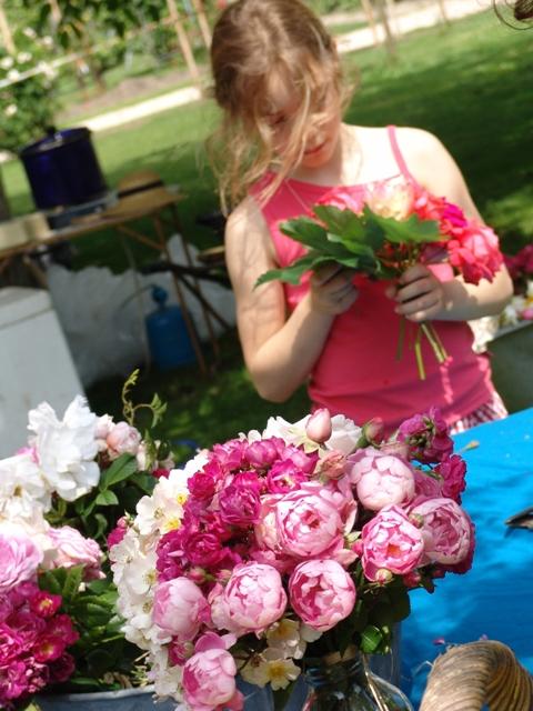 journée des roses